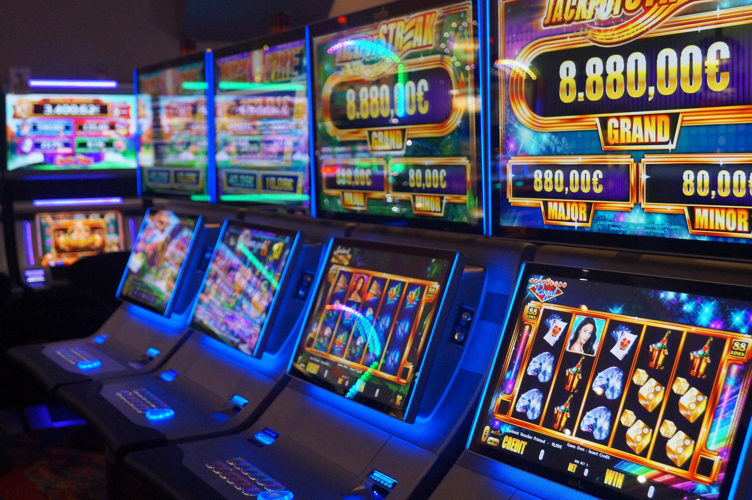 Machine à sous gratuite Casino 770